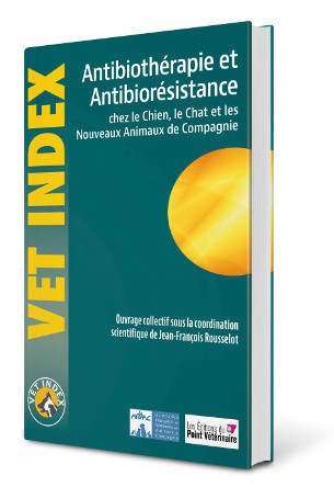 vetindex antibiotherapie antibioresistance chien chat nac